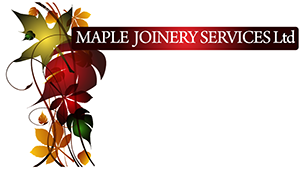 maple joinery logo