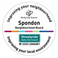 spondon neighbourhood board logo