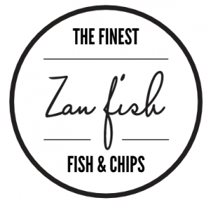 Zan Fish Logo